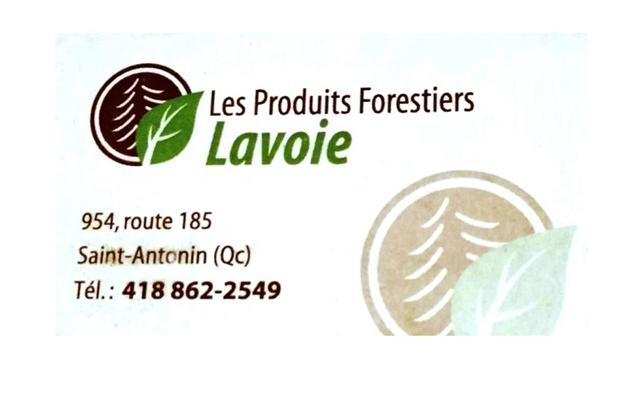 Produits Forestiers Lavoie