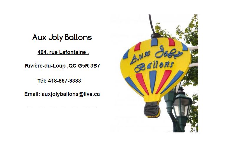 Aux Joly Ballons